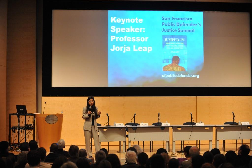2012 Justice Summit Photos