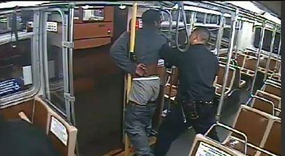 Video: Officer Strikes, Pepper Sprays Homeless Man