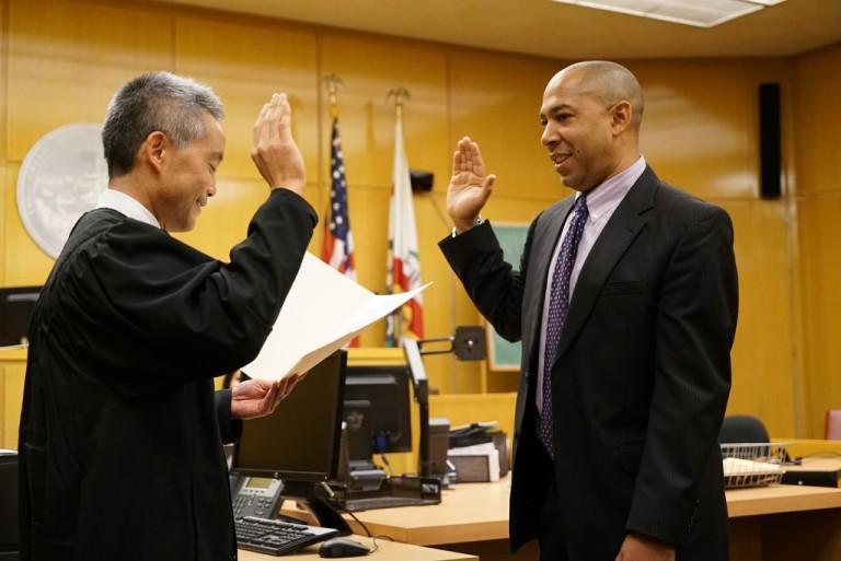 Former Public Defender Sworn in as SF Judge