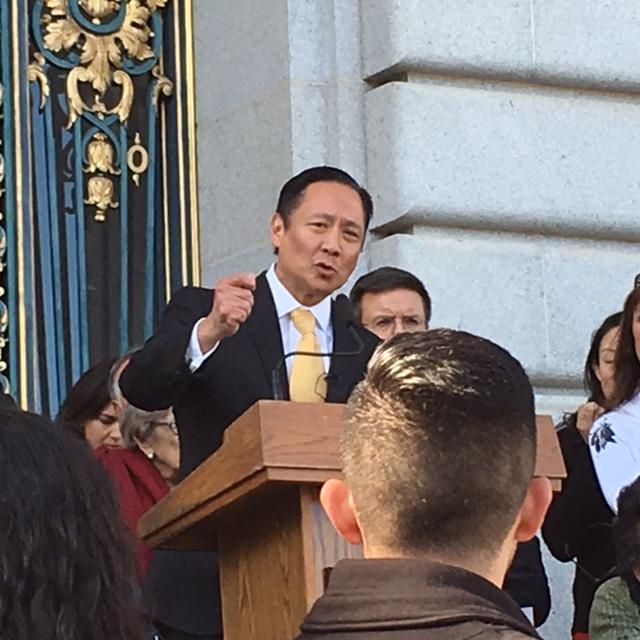 SF Public Defender Statement on Immigration Budget Proposal