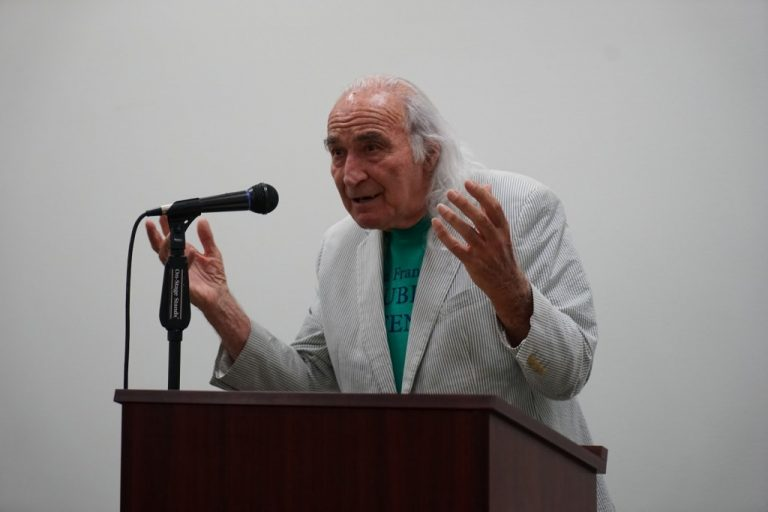 Tony Serra to Represent Garcia Zarate on Federal Charges