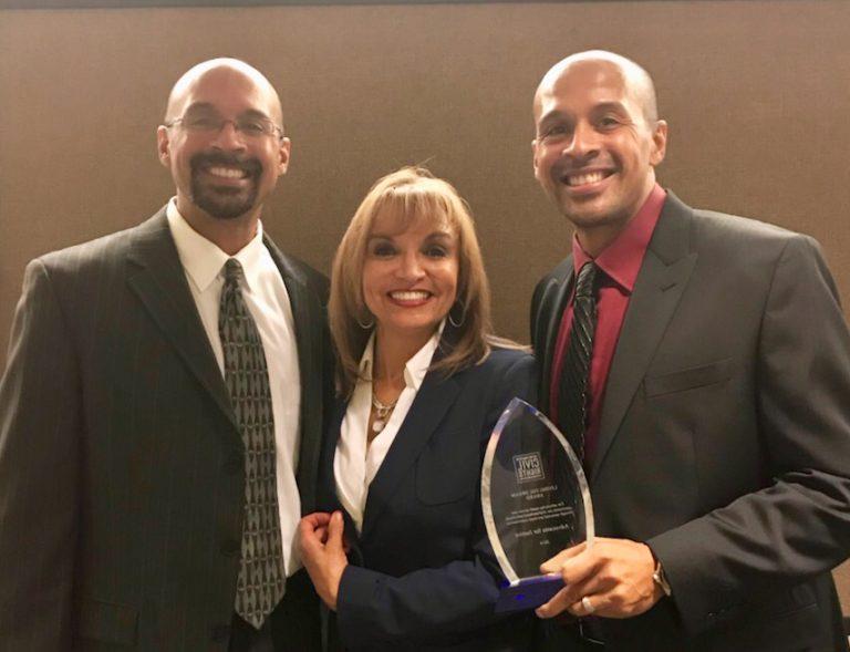 Deputy Public Defender Honored for Work in Schools