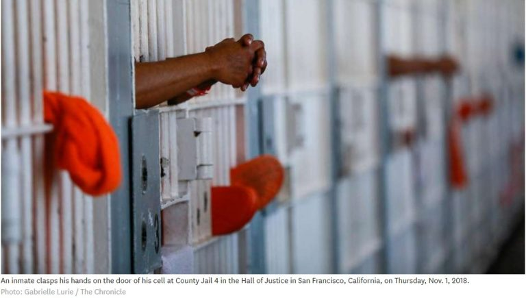 San Francisco to close crumbling, unsafe county jail sooner than expected in face of coronavirus threat