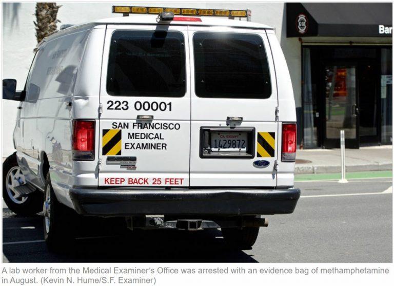 Audit Over Lab Worker Meth Arrest Finds Medical Examiner is Missing Drugs