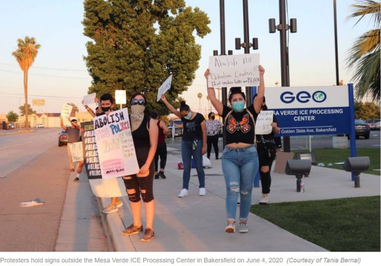 Half of All Detainees at Bakersfield ICE Facility Have Tested Positive For COVID-19