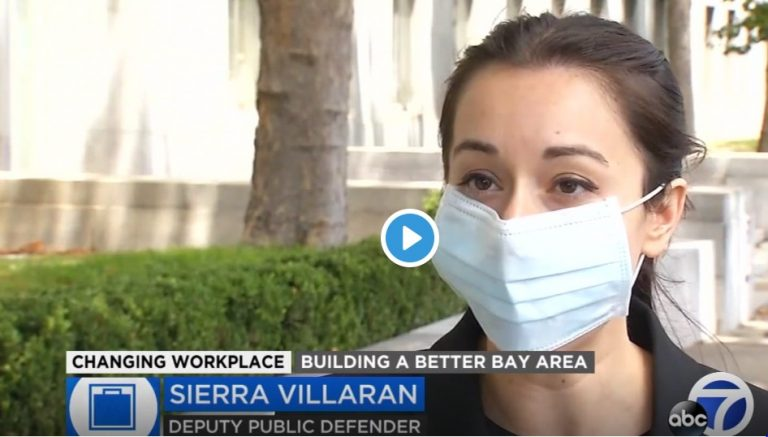 In 1st ruling of its kind, SF judge declares witnesses will wear transparent face masks in court
