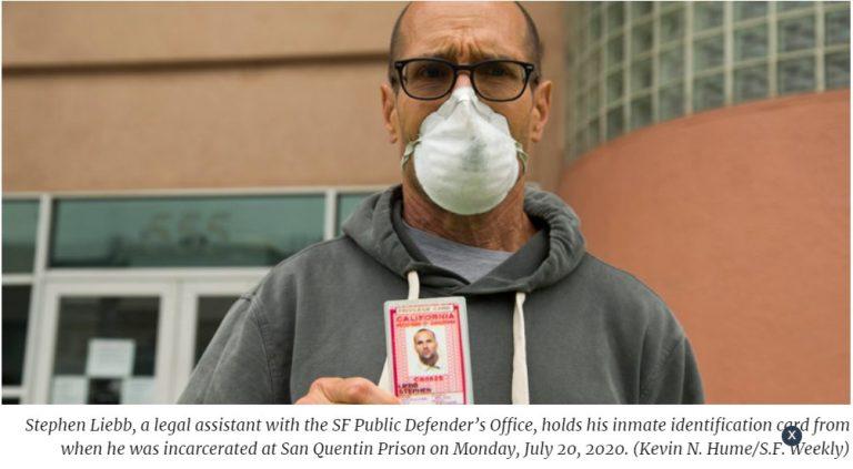 Former Prisoner Fights for Inmates' Release